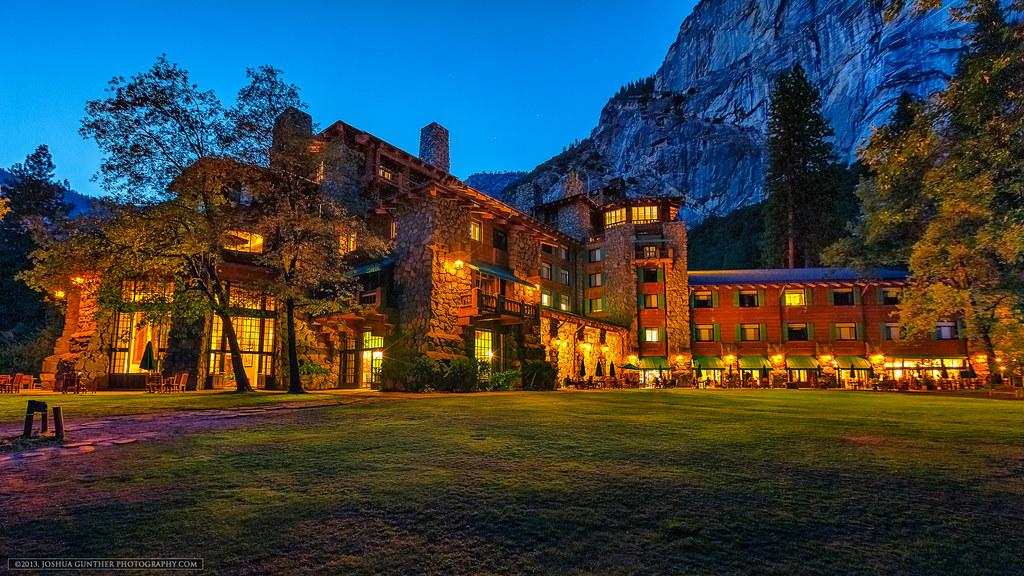 The Ahwahnee Hotel - Yosemite National Park