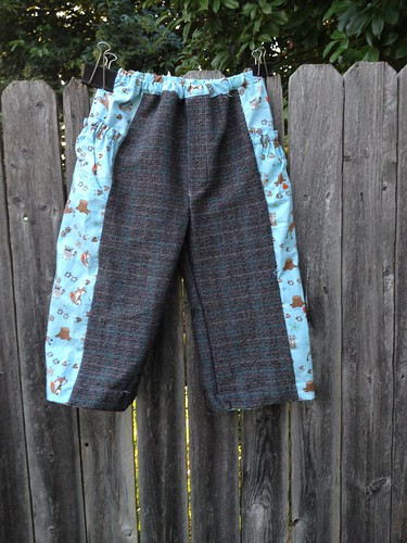 Woodland Treasure Pocket Pants