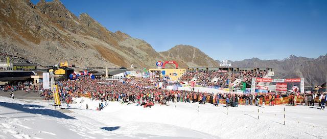Soelden Glacier Stadium