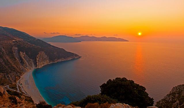 Cefalonia - Spiaggia di Myrtos