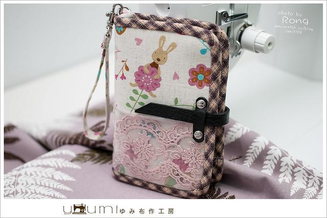兔子 護照套1