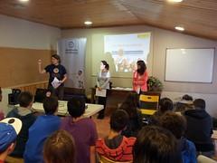 Encuentro cibercorresponsales de la Plataforma de Infancia
