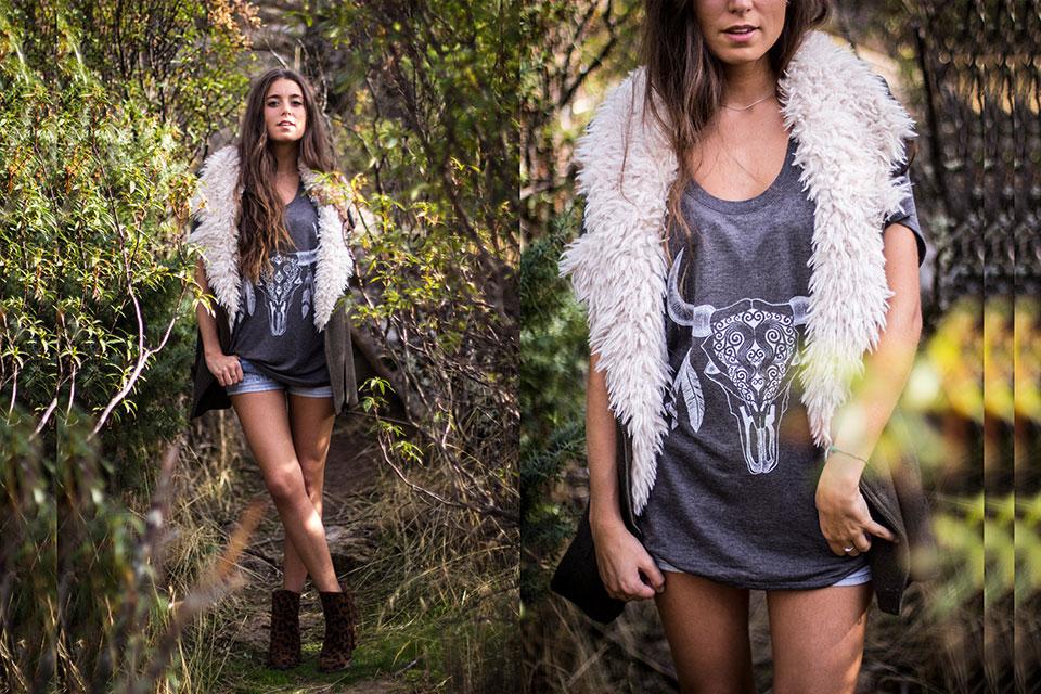 camiseta buffalo