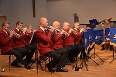 Brassbandfestivalen 2012 - Kornettsektionen i Söderkåren