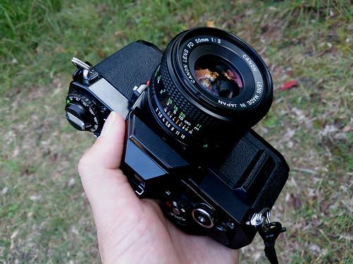 MY Canon AV-1
