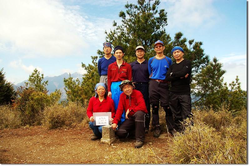 盆駒山山頂 3