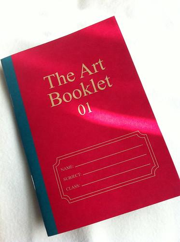 Artitute - Art Booklet 01