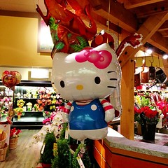 Hello Kitty in Safeway