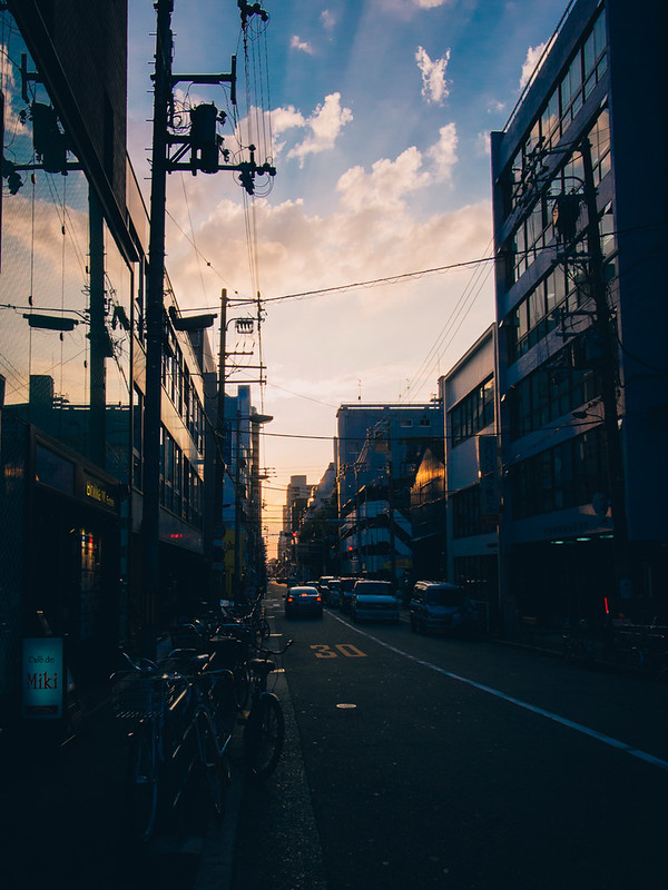 大阪漫遊 【單車地圖】<br>大阪旅遊單車遊記 大阪旅遊單車遊記 11003224325 708c2c4625 c