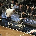 Kevin Garnett And Paul Pierce Brooklyn Nets
