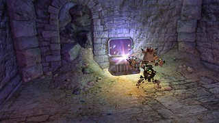 Knack: Secret Room Box