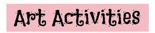 1 Art Activities