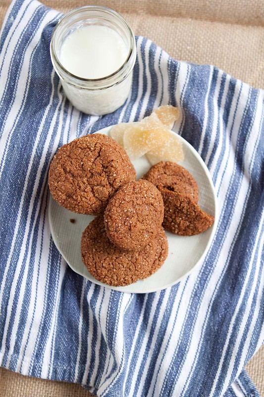 Ginger Snap Cookies on Food52