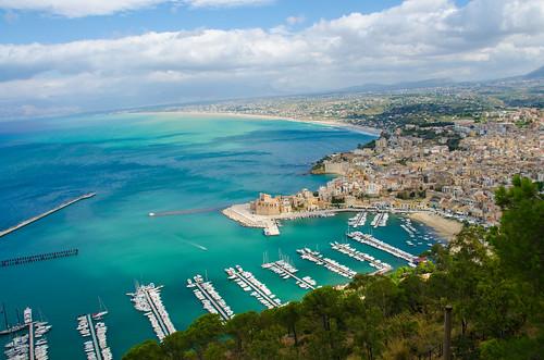 Castellammare del Golfo, Sicilia by JFGCadiz
