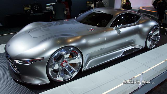 Mercedes-Benz AMG Vision Gran Turismo (2013)