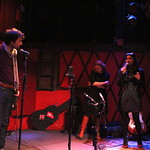 Live at Rockwood Music Hall, 12.5.2013 Photo by Deirdre Hynes