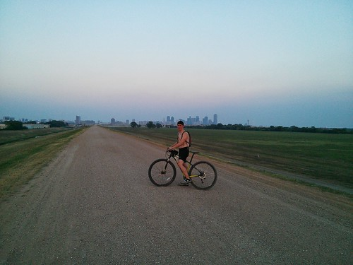 Late Levee Ride