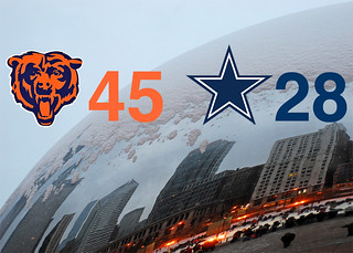 BEARS vs COWBOYS FINAL