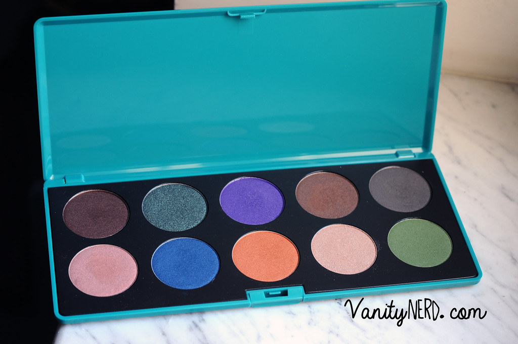 Makeup Delight Palette by Neve Cosmetics