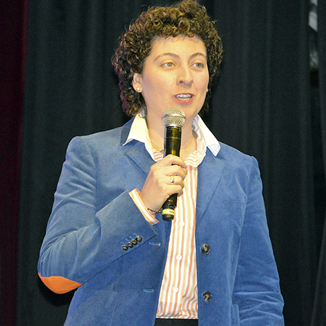 Ana Piñeres - Bazurto - Caracol TV