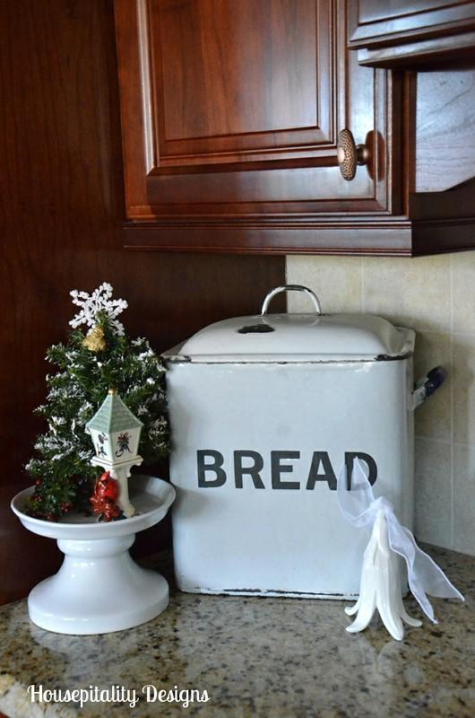 Christmas Kitchen Decor 2013