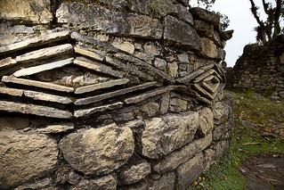 Fortaleza de Kuelap in Peru