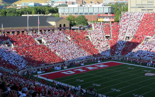 Utah vs Utah State 2013 003