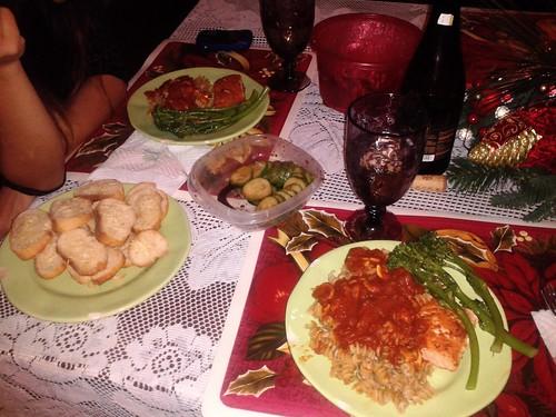 Dinner with Ana (Nov 11 2013)
