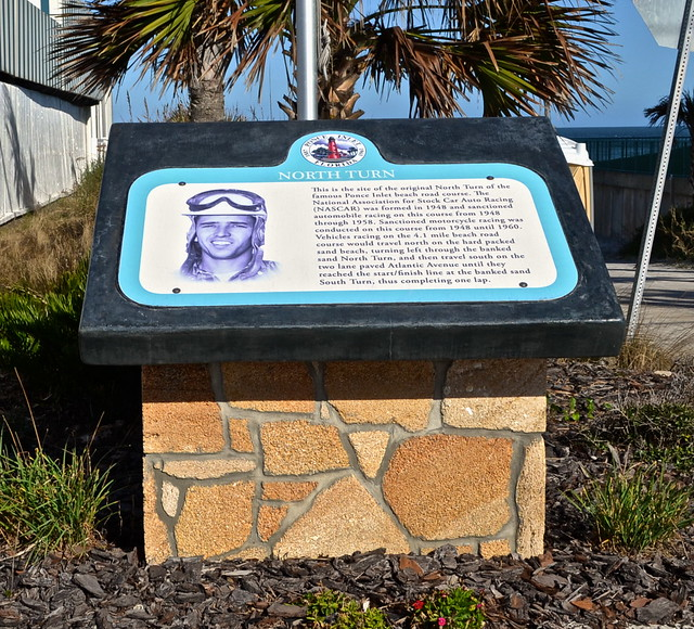 history of car racing - daytona beach