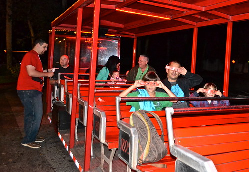 nights of lights trolley tour st. augustine florida