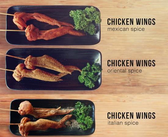 Serenitea Chicken Wings