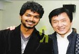 Jackie chan to clash with Ajith and Vijay