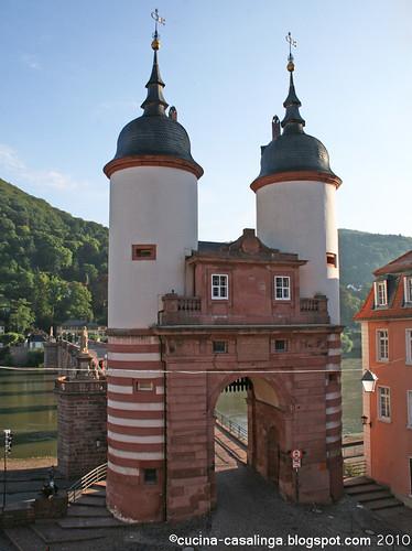 Heidelberg Hecht alte bruecke
