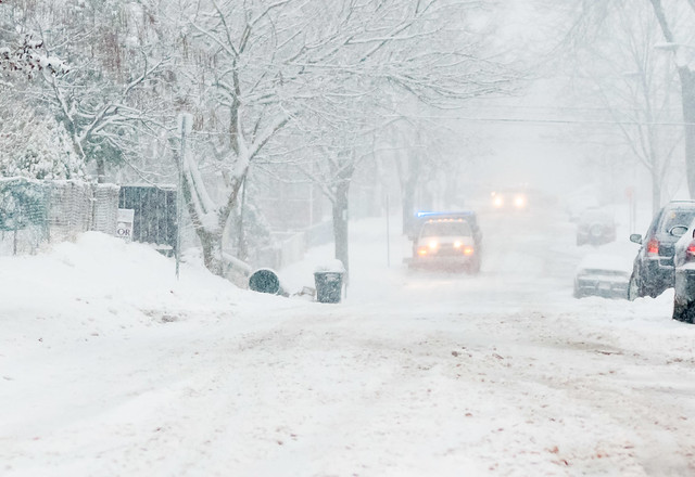Pre-Snow Storm