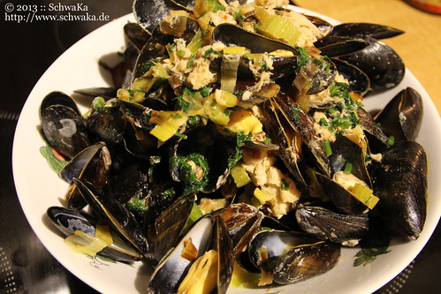 Jamie's Highland Mussels