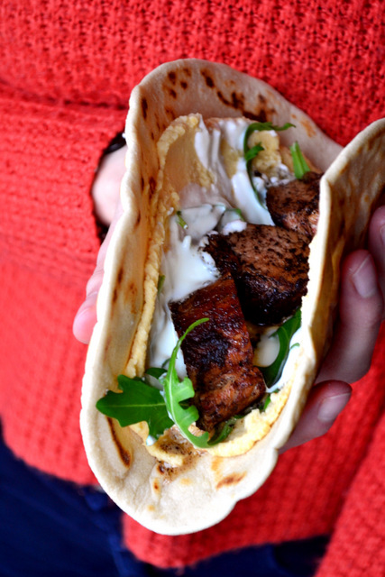 Za'atar Pork Wraps Recipe (1)