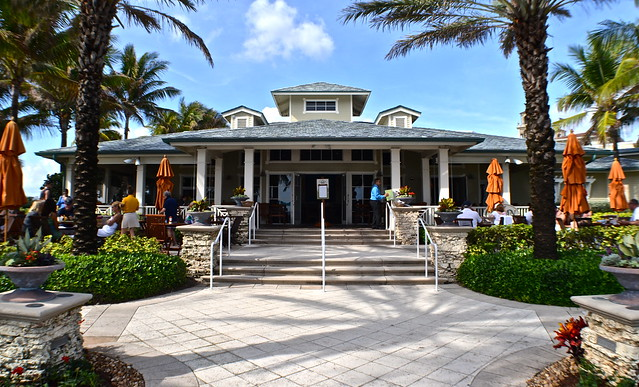 The Breakers Hotel, Palm Beach, Florida - The Beach Club - ocean grill restaurant