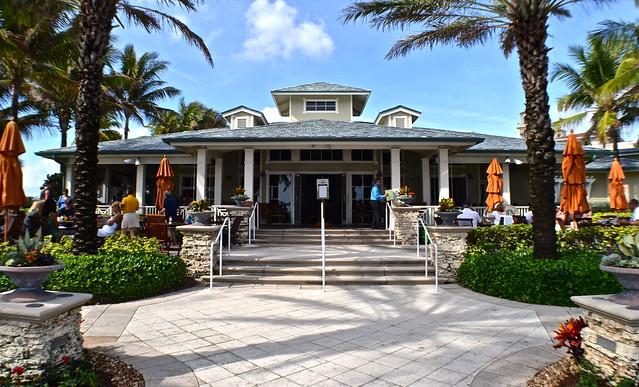 The Breakers Hotel, Palm Beach, Florida - The Beach Club - ocean grill restaurant