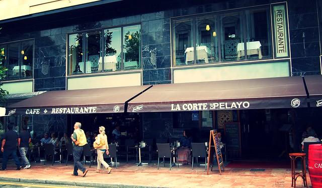24 horas em Oviedo