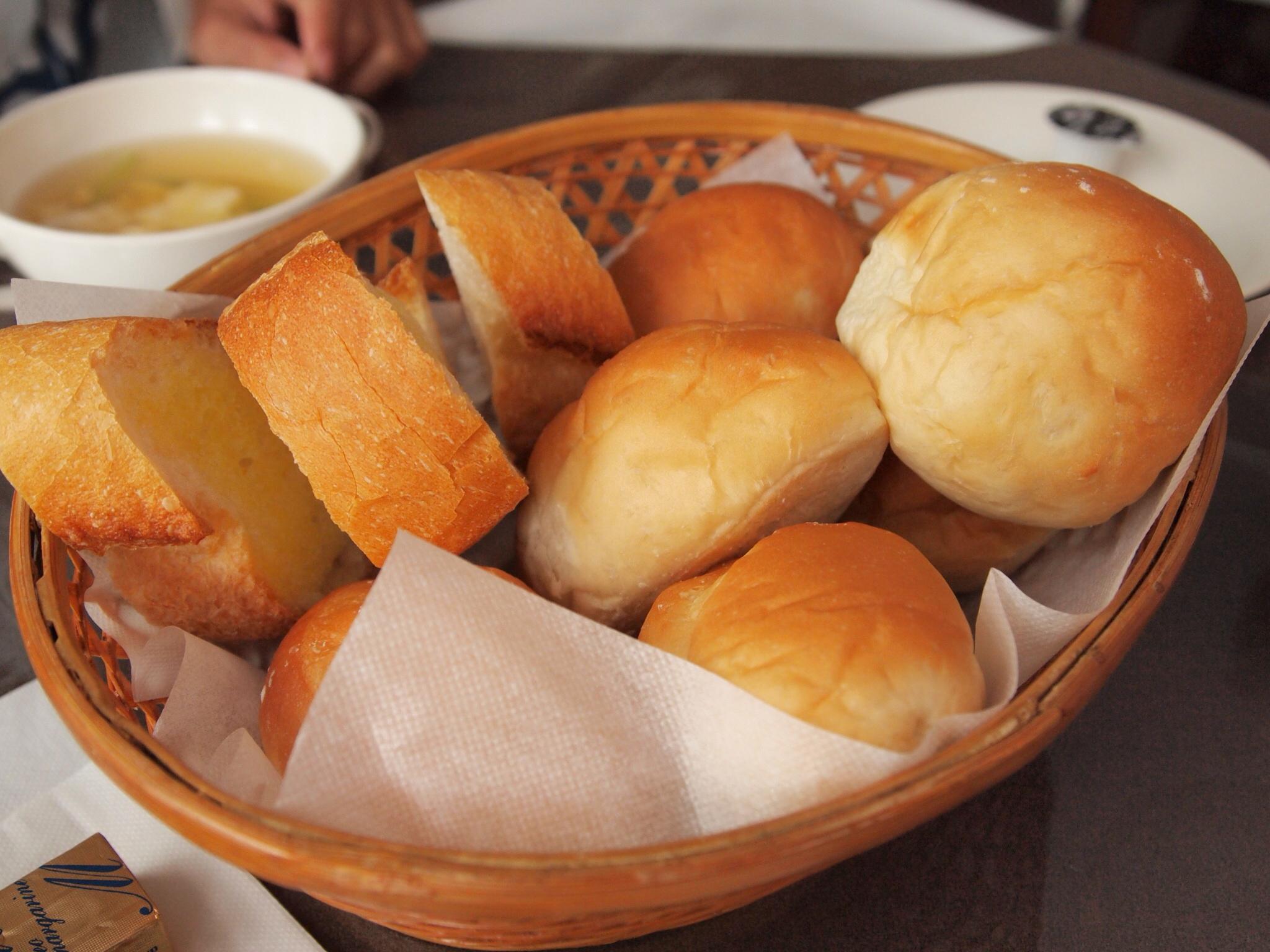 自家製手作りパン