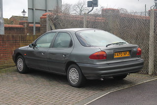 1993 Ford Mondeo 1.8 LX