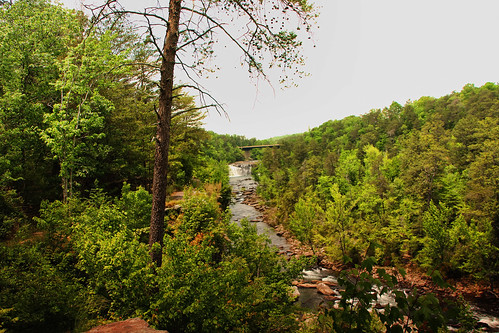 Little River Canyon and Falls