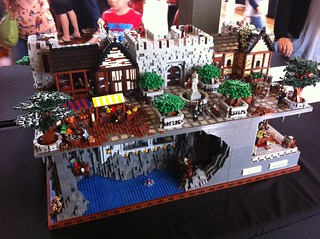 BrickVention 2014: The Infiltration of Bahnhof