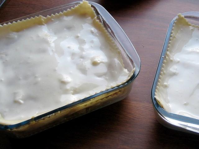 Besciamella Bimby Senza Latte