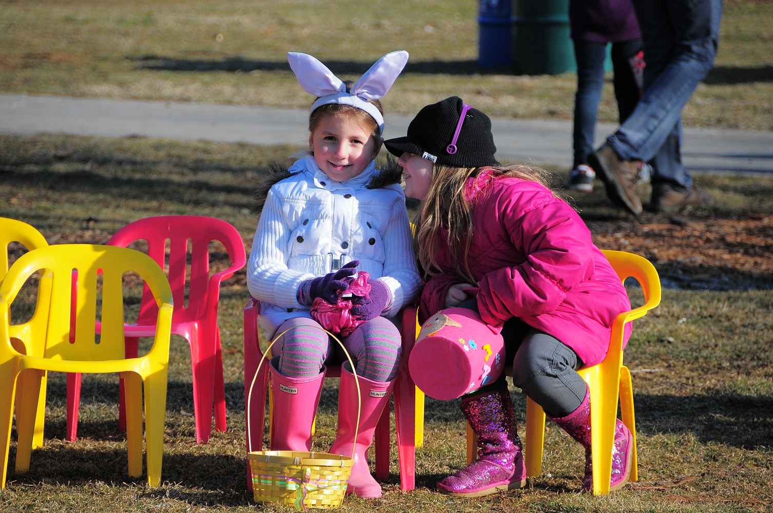 Sarnia Easter In The Park