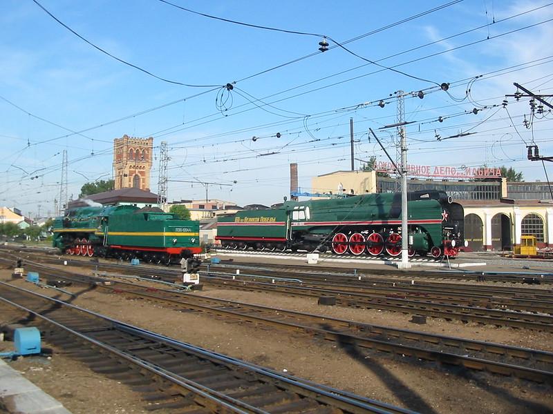 RZD P36-0001 steam locomotive _20050807_015
