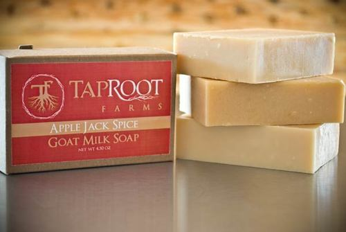 taproot farms skin care :: review + giveaway