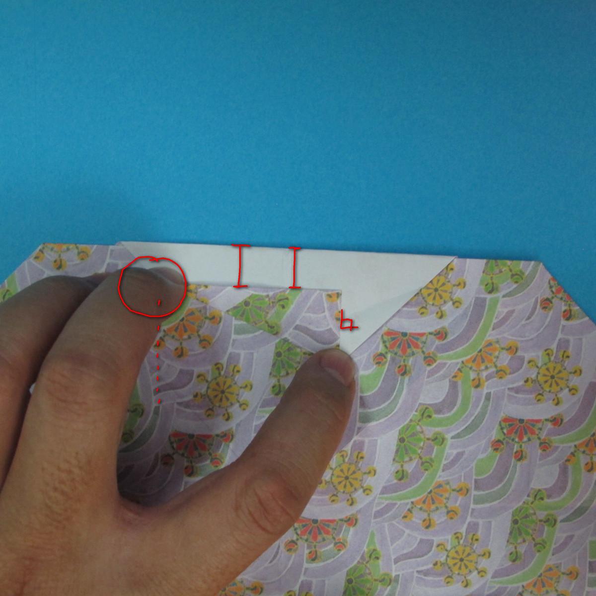 สอนวิธีพับกระดาษเป็นช้าง (แบบของ Fumiaki Kawahata) 027