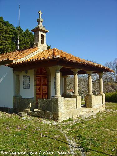 Capela de São Sebastião - Abrunhosa-a-Velha - Portugal