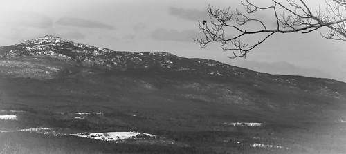 Mt. Monadnock by lotterhand